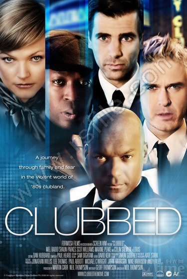 Clubbed (2009) PL.DVDRip.XviD-Zet